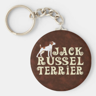 Jack Russel Keychain