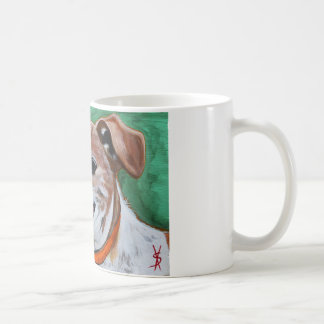 Jack Russel Terrier coffee mug