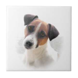 Jack Russel Terrier Tile
