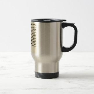 Jack Russell - Auntie Poem Travel Mug