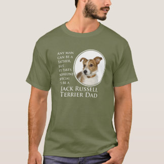 Jack Russell Dad Shirt
