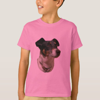 Jack Russell Dog kids shirt
