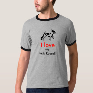 Jack Russell dog lover shirt