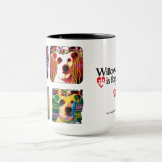 Jack Russell Dog Lovers 12-oz mug mug