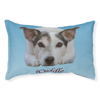 Jack Russell iCuddle Pet Bed