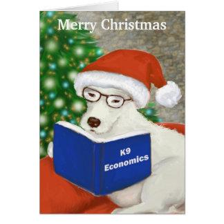Jack Russell - K9 Economics Card