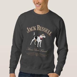 Jack Russell Man's Best Friend Sweatshirt