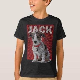 Jack Russell Pet Owner Vintage Washed T-Shirt