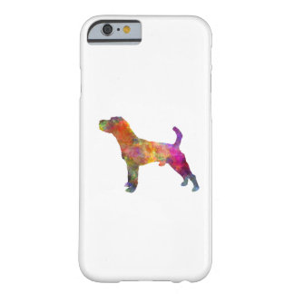 Jack Russell Terrier 01 in watercolor 2 Barely There iPhone 6 Case