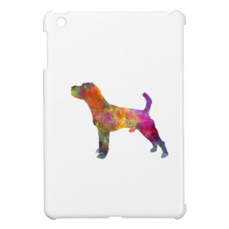 Jack Russell Terrier 01 in watercolor 2 iPad Mini Covers
