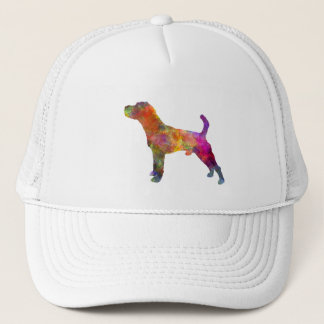 Jack Russell Terrier 01 in watercolor 2 Trucker Hat