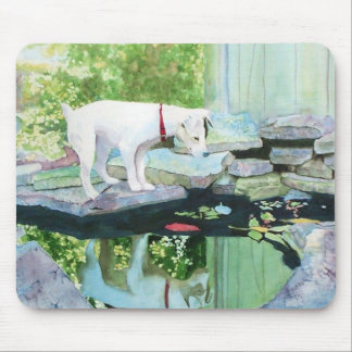 Jack Russell Terrier #1 Mousepad