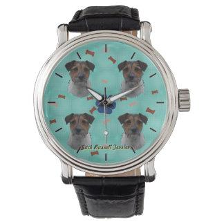 Jack Russell Terrier Art Watch