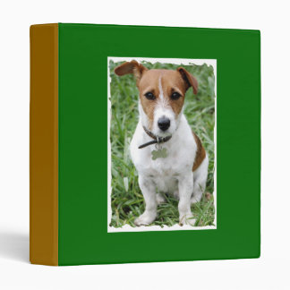 Jack Russell Terrier Binder