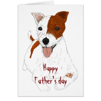 Jack Russell Terrier Cartes De Vœux