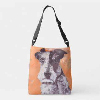 Jack Russell Terrier Crossbody Bag