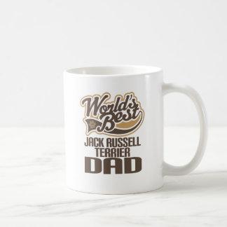 Jack Russell Terrier Dad (Worlds Best) Coffee Mug