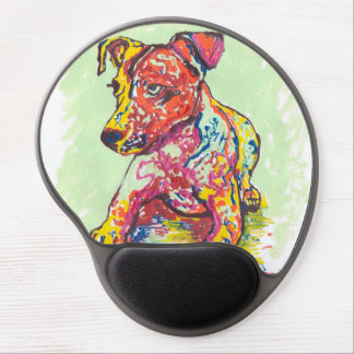 Jack Russell Terrier Gel Mouse Pad