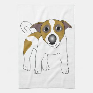 Jack Russell Terrier Kitchen Towel