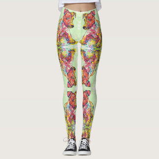 Jack Russell Terrier Leggings