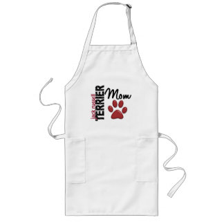 Jack Russell Terrier Mom 2 Long Apron