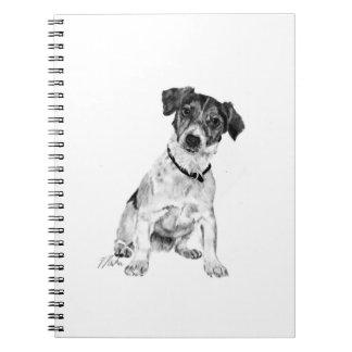Jack Russell Terrier Notebooks
