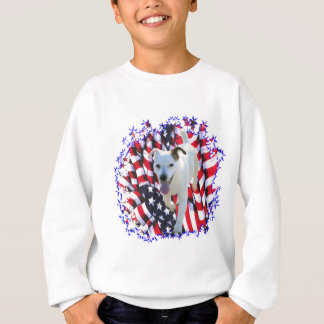 Jack Russell Terrier Patriot Sweatshirt