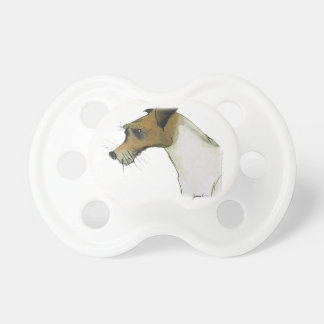 jack russell terrier, tony fernandes pacifier