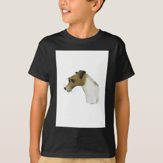 jack russell terrier, tony fernandes T-Shirt