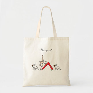 Jack Russell Terrier Tricolor Yoga Bag