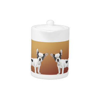 Jack Russell Terriers Asian Design Chinese