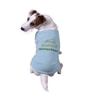 'Jack Russell Terrorizer!' Dog Shirt