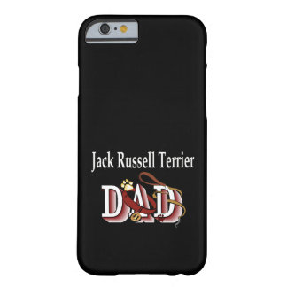jack russell terrrier dad gifts barely there iPhone 6 case