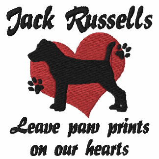Jack Russells Leave Paw Prints