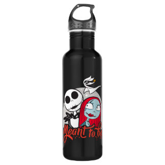 Jack & Sally | Meant to Be 710 Ml Water Bottle