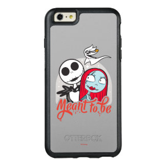 Jack & Sally | Meant to Be OtterBox iPhone 6/6s Plus Case