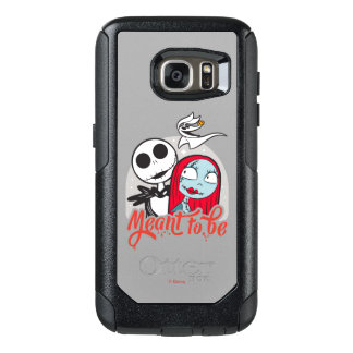 Jack & Sally | Meant to Be OtterBox Samsung Galaxy S7 Case