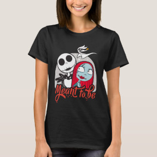 Jack & Sally | Meant to Be T-Shirt