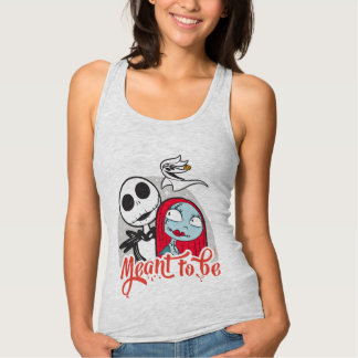 Jack & Sally | Meant to Be Tank Top