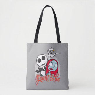 Jack & Sally | Meant to Be Tote Bag