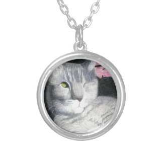 Jack Silver Plated Necklace