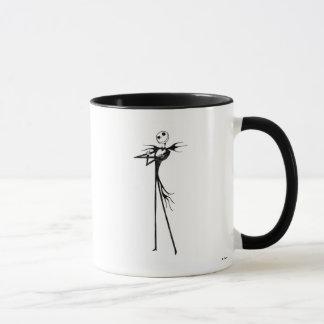 Jack Skeleton Posing Disney Mug
