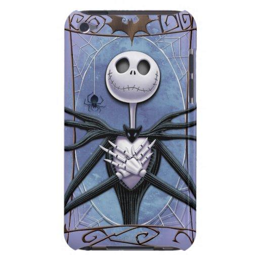 Jack Skellington 2 iPod Case-Mate Case