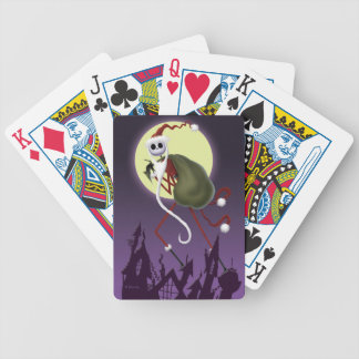 Jack Skellington | ...And To All A Good Fright! Bicycle Playing Cards