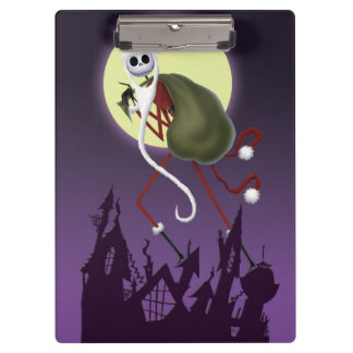 Jack Skellington   ...And To All A Good Fright! Clipboard