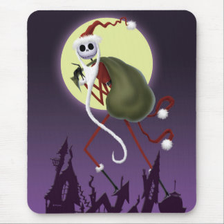 Jack Skellington | ...And To All A Good Fright! Mouse Pad
