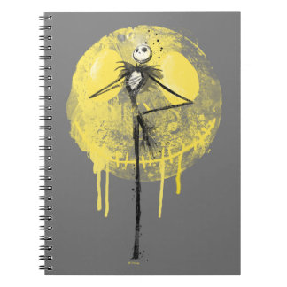 Jack Skellington | Cheers to Fears Spiral Notebook