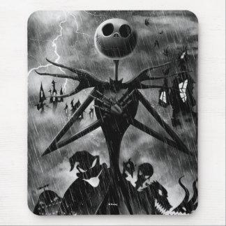 Jack Skellington | Ghostlike Charm Mouse Pad