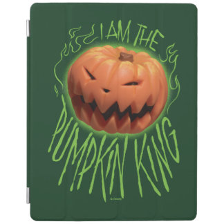 Jack Skellington | I Am The Pumpkin King iPad Cover