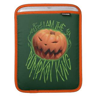 Jack Skellington | I Am The Pumpkin King iPad Sleeve